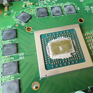 Xbox hardware onderhoud