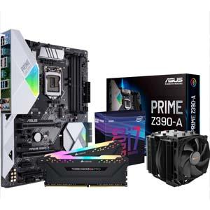 Computer hardware upgrade