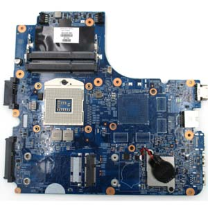 Laptop moederbord reparatie