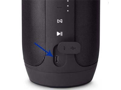 Bluetooth speaker reparatie